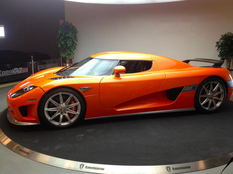 Koenigsegg öppnar återförsäljare i Sverige