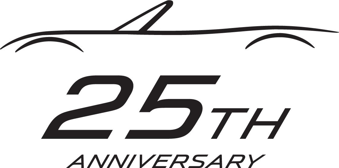 Mazda MX-5 firar 25 år
