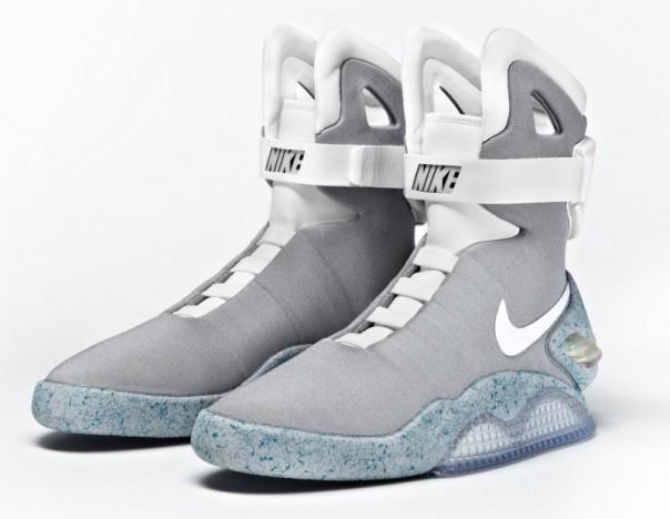 Självknytande skor kan bli verklighet
