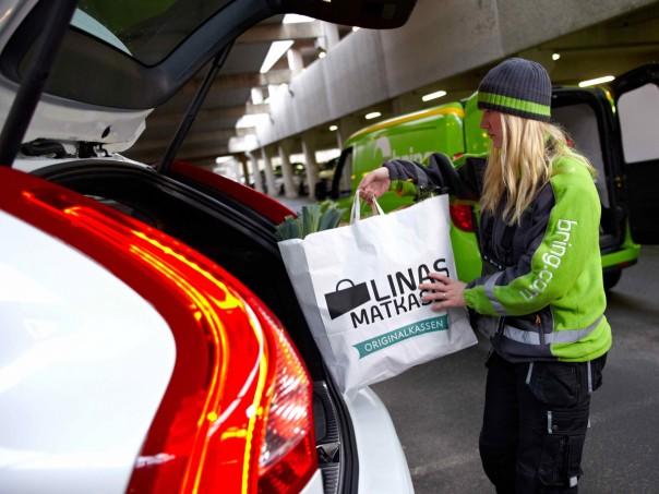 Volvo låter budfirman lägga saker i din bagagelucka