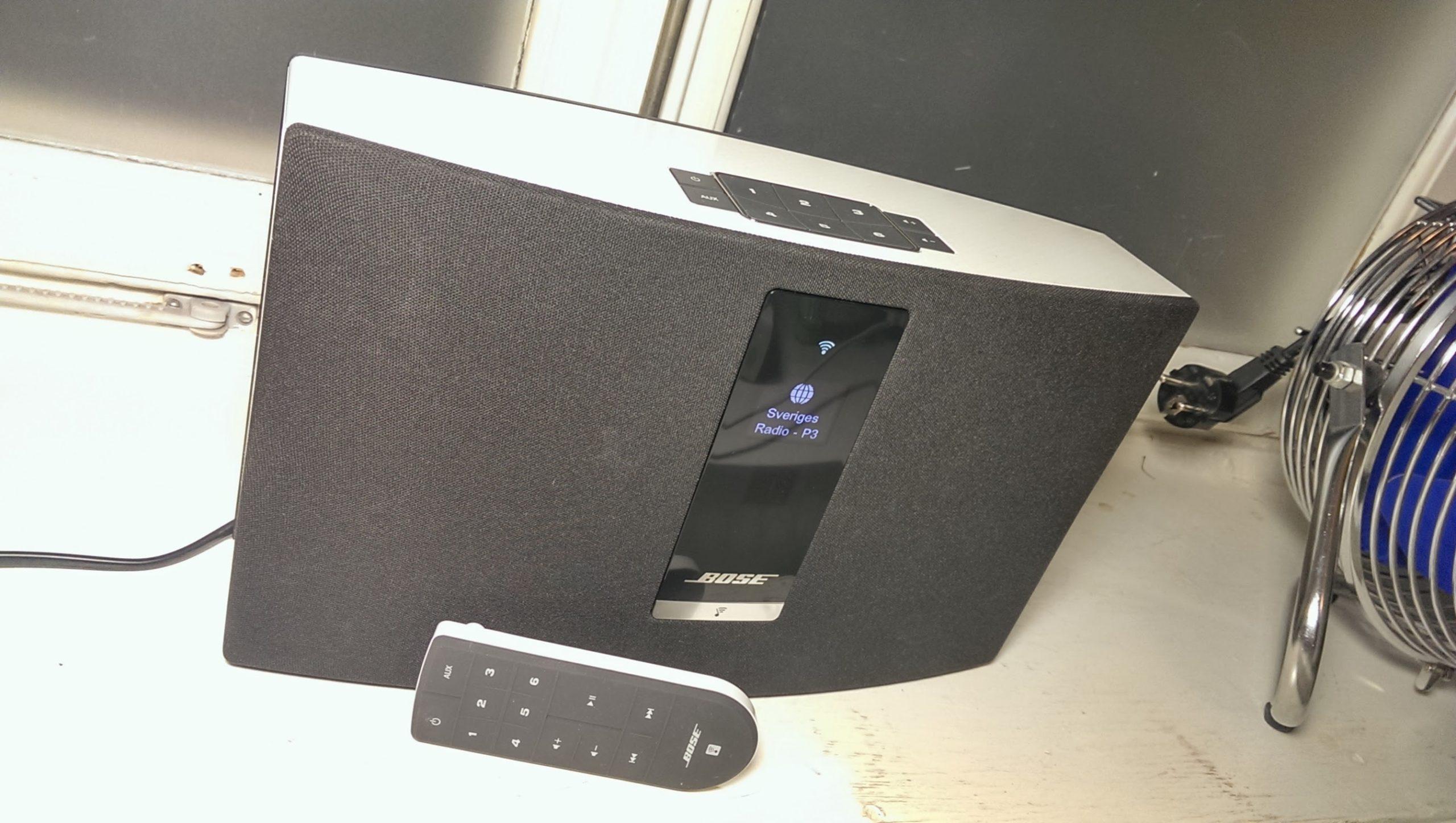 Wallenrud testar: Bose SoundTouch 20