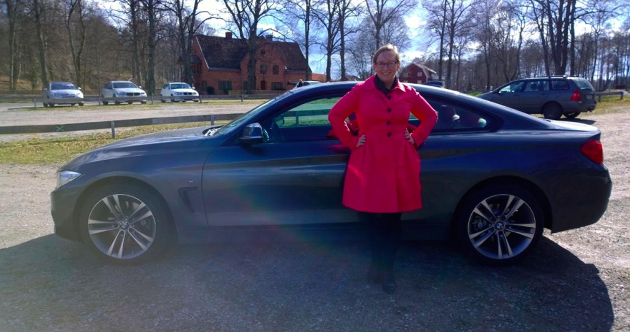 Wallenrud testar: BMW 428i