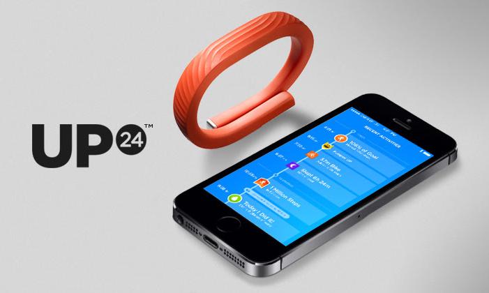 Välkommen nya UP24 by Jawbone