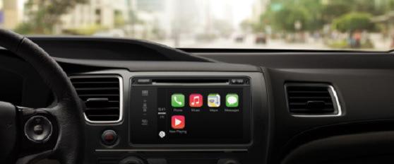 Vill du ha Apple även i bilen?