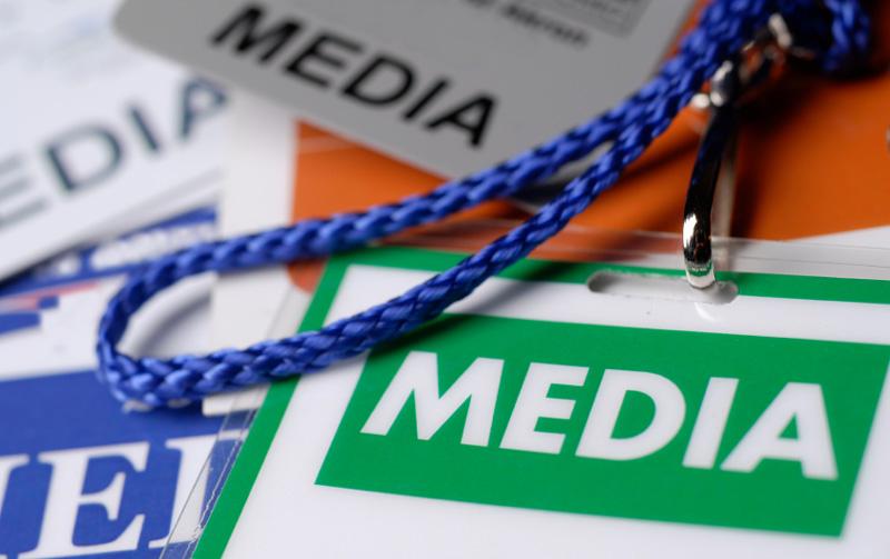 Pressackreditering endast för traditionell media…