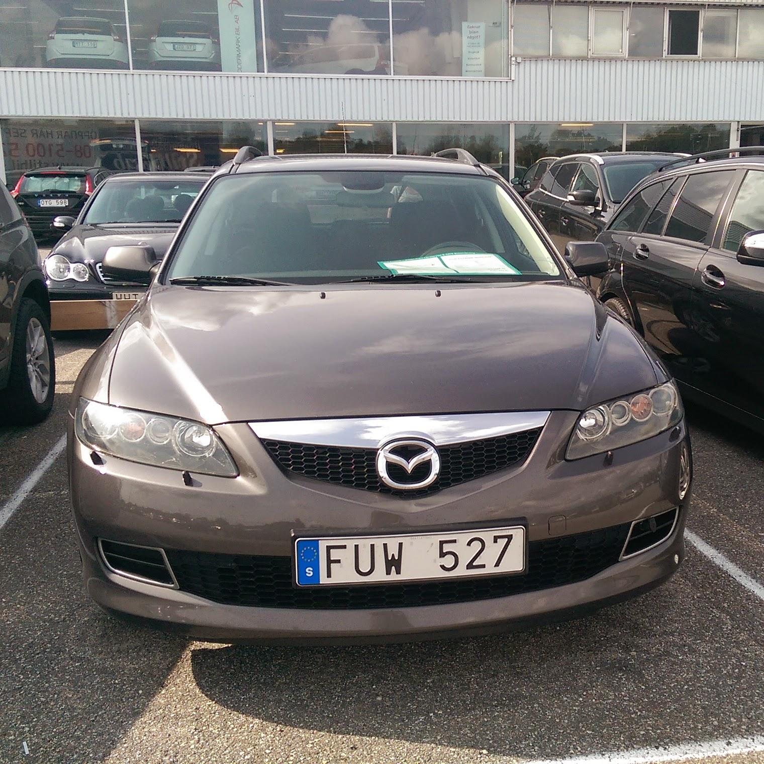 Stort tack till Riddermark bil i Järfälla