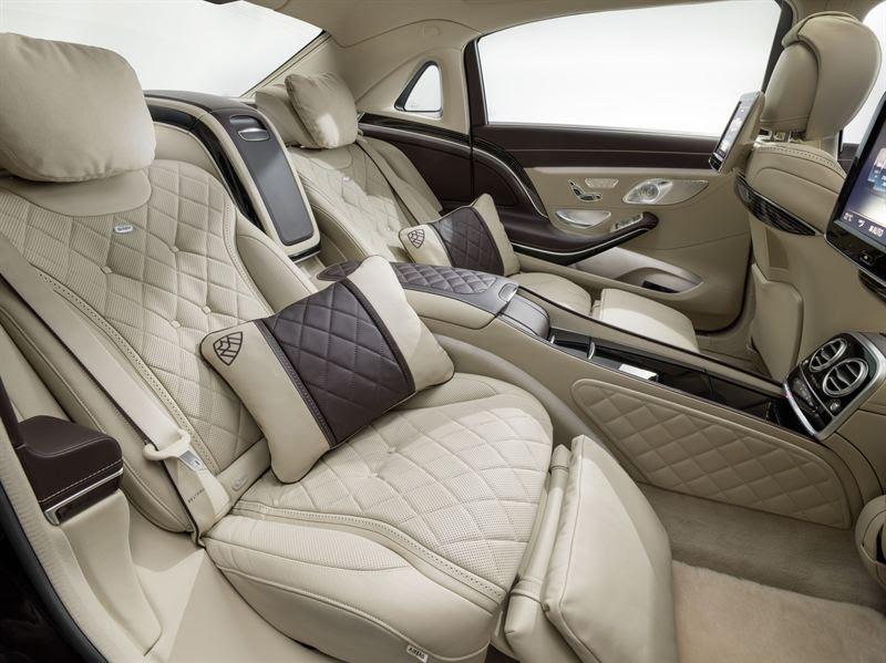 Här är världens lyxigaste Mercedes