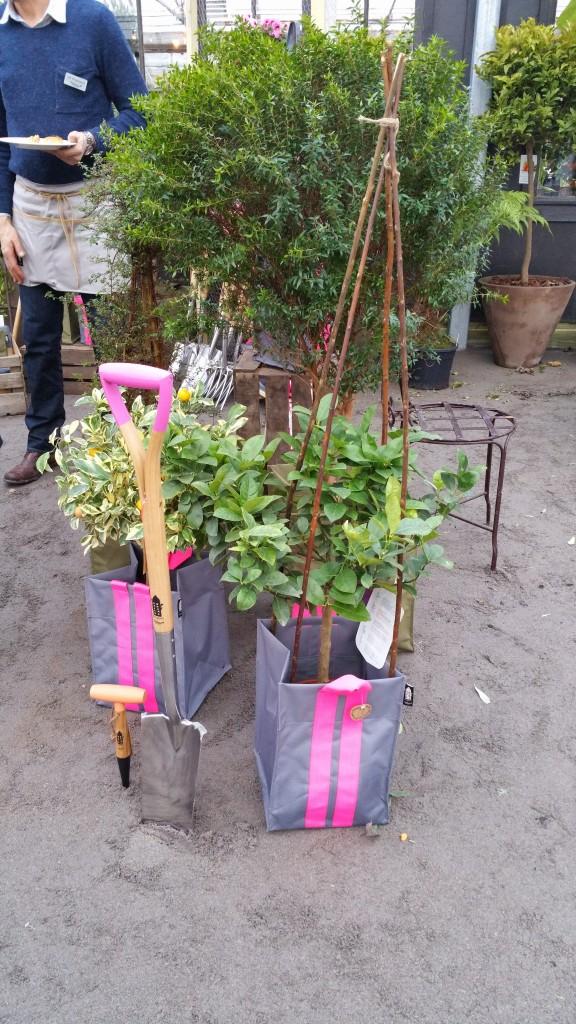 Vackra trädgårdsverktyg från Nelson Garden