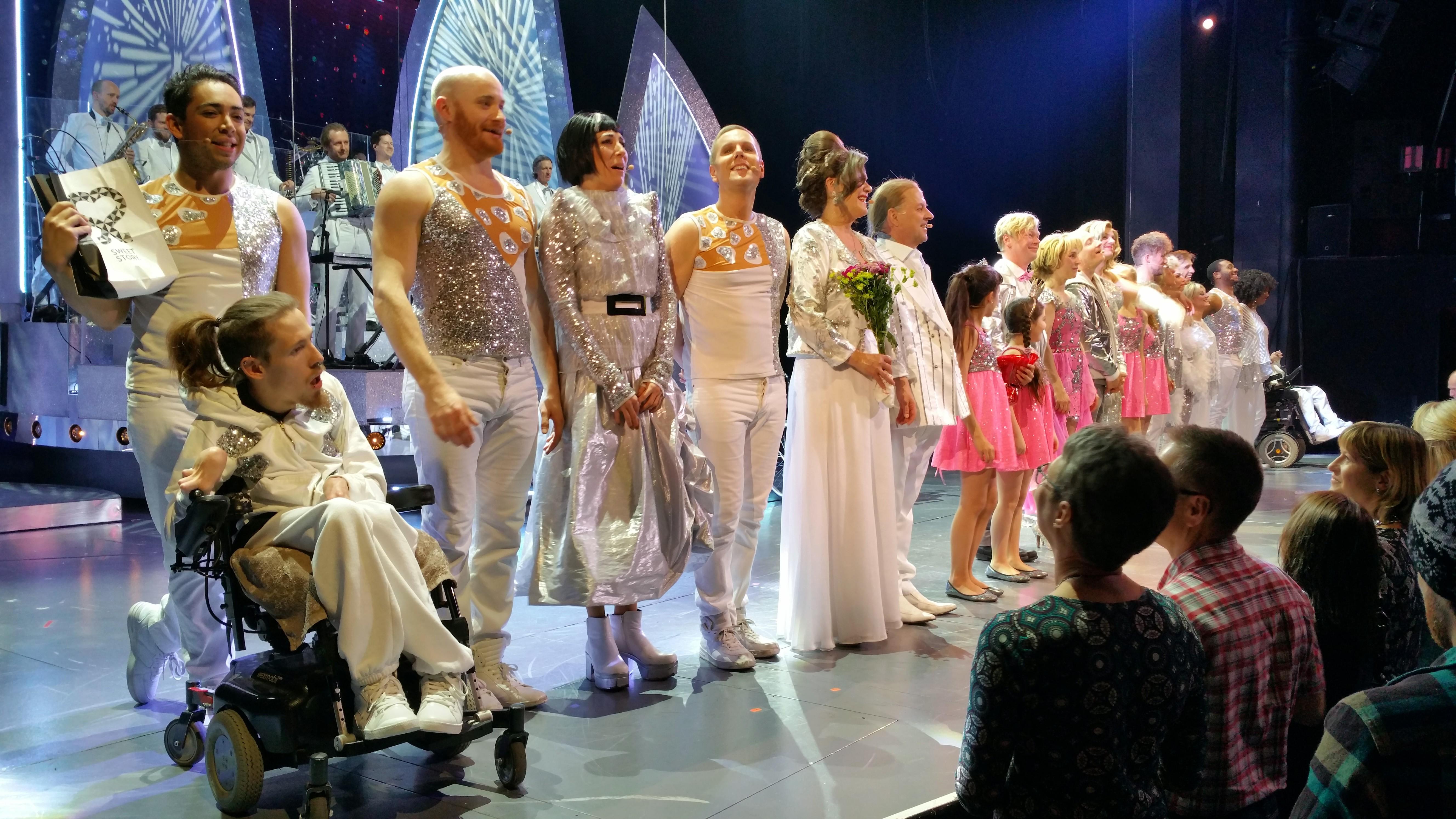 Wallenrud ser: Livet är en schlager på Cirkus