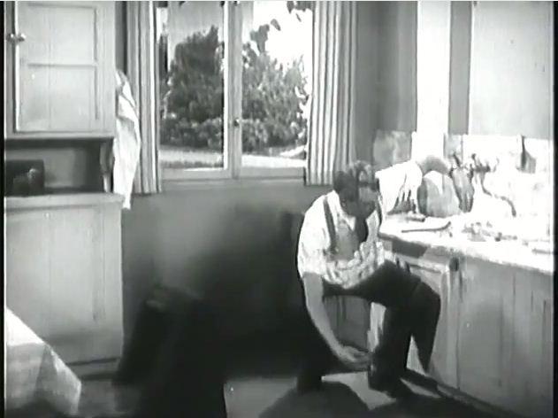 En titt på ett modernt kök på 50-talet