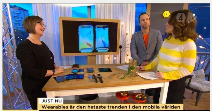 Dagens TV4 besök!