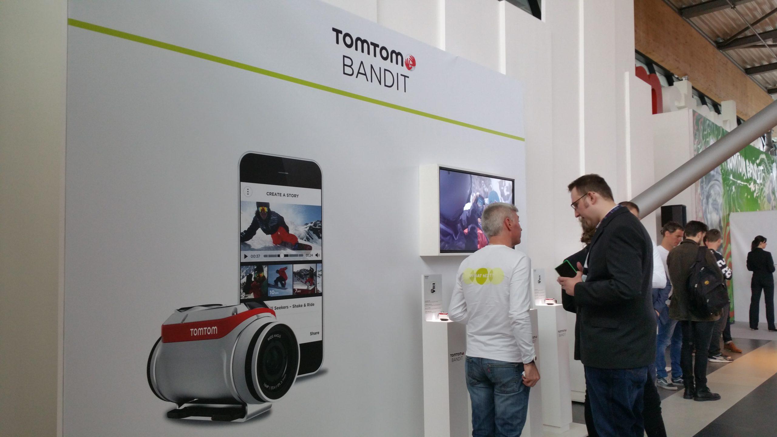 TomTom Bandit – actionkamera med attityd
