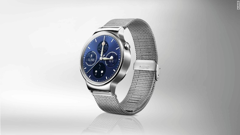 Huawei Watch – KOM NU FÖR FAN!