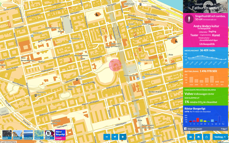 Är Hitta.se bättre än Google maps?