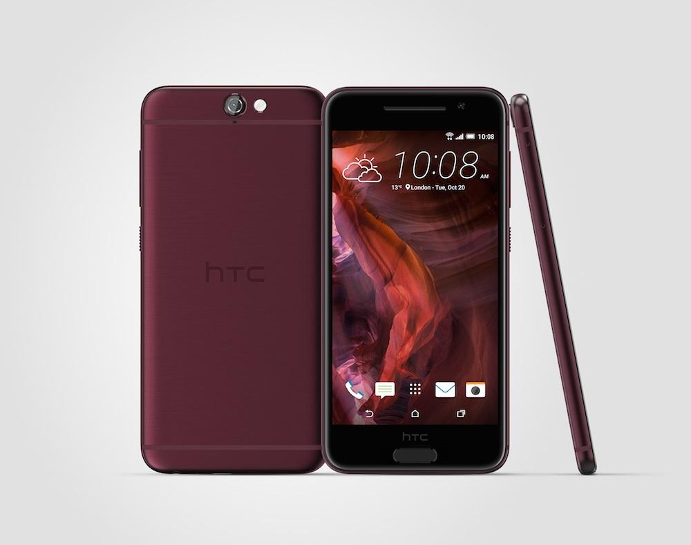 HTC One A9 ser ljuset