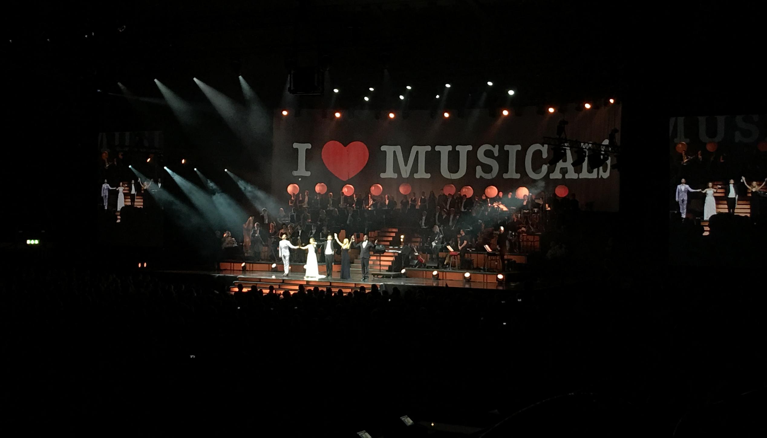 Wallenrud ser: I ❤ Musicals