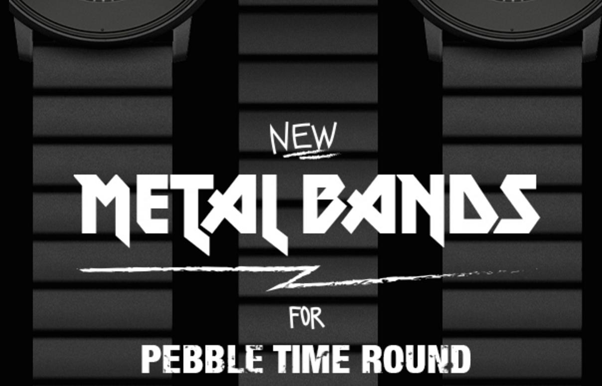 Pebble Metal Bands