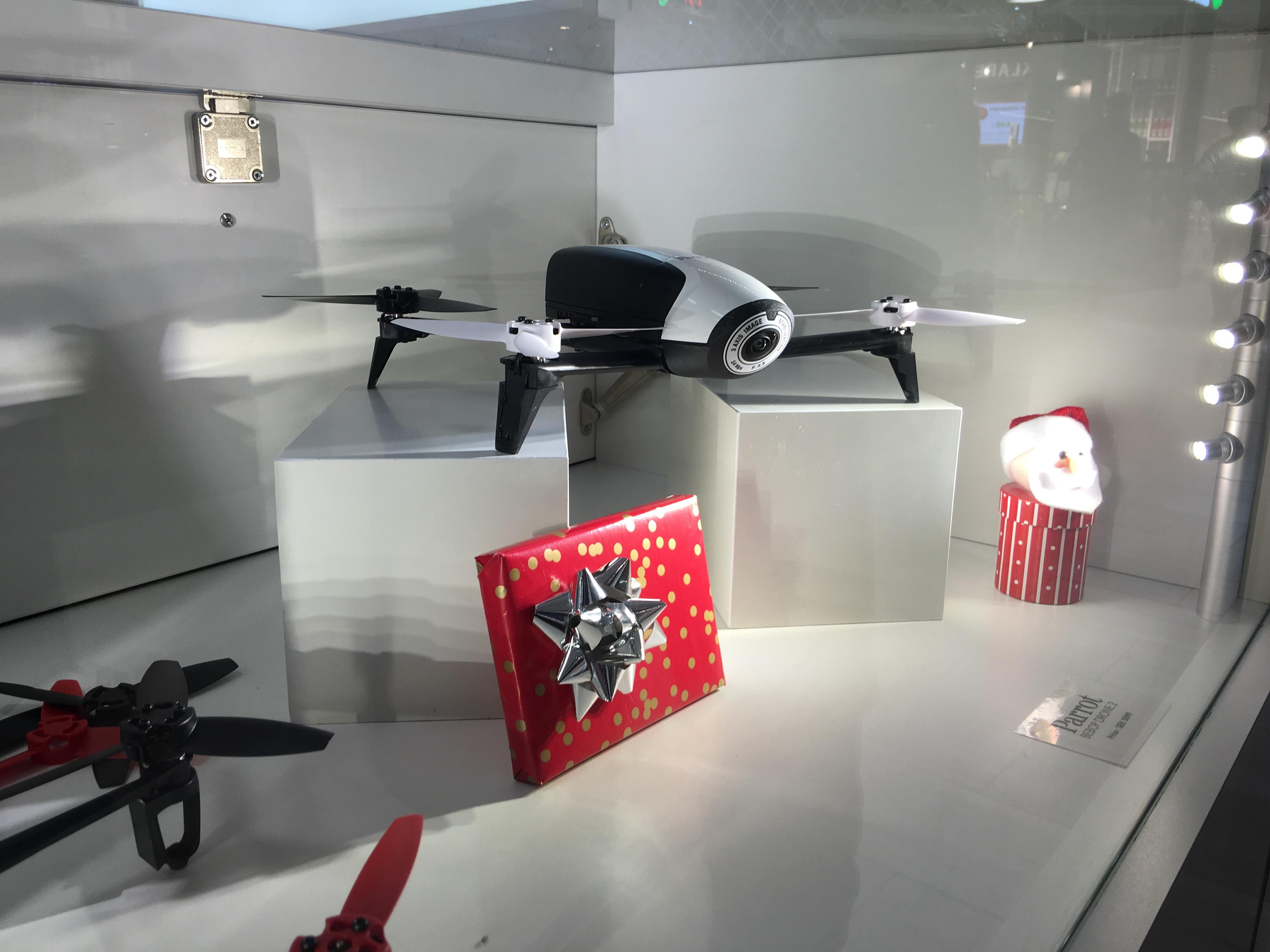 Parrot och deras Drones