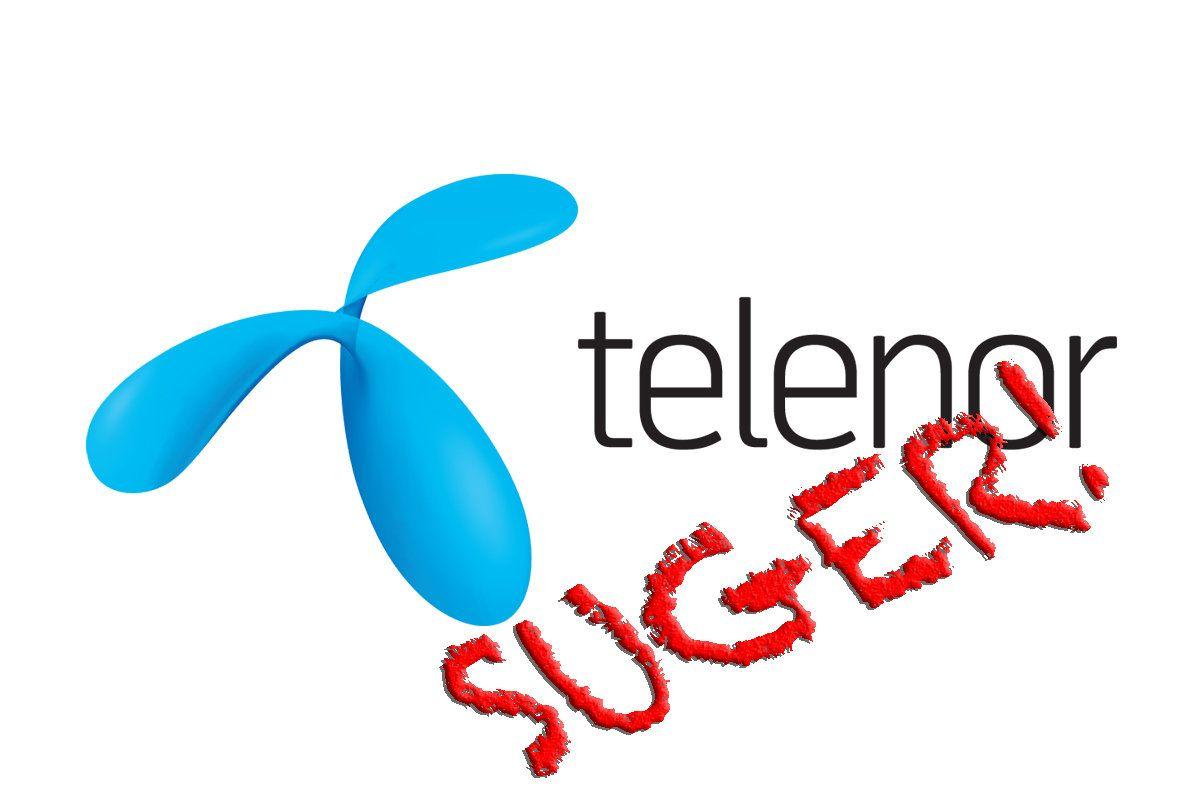 Öppet brev till Telenor!