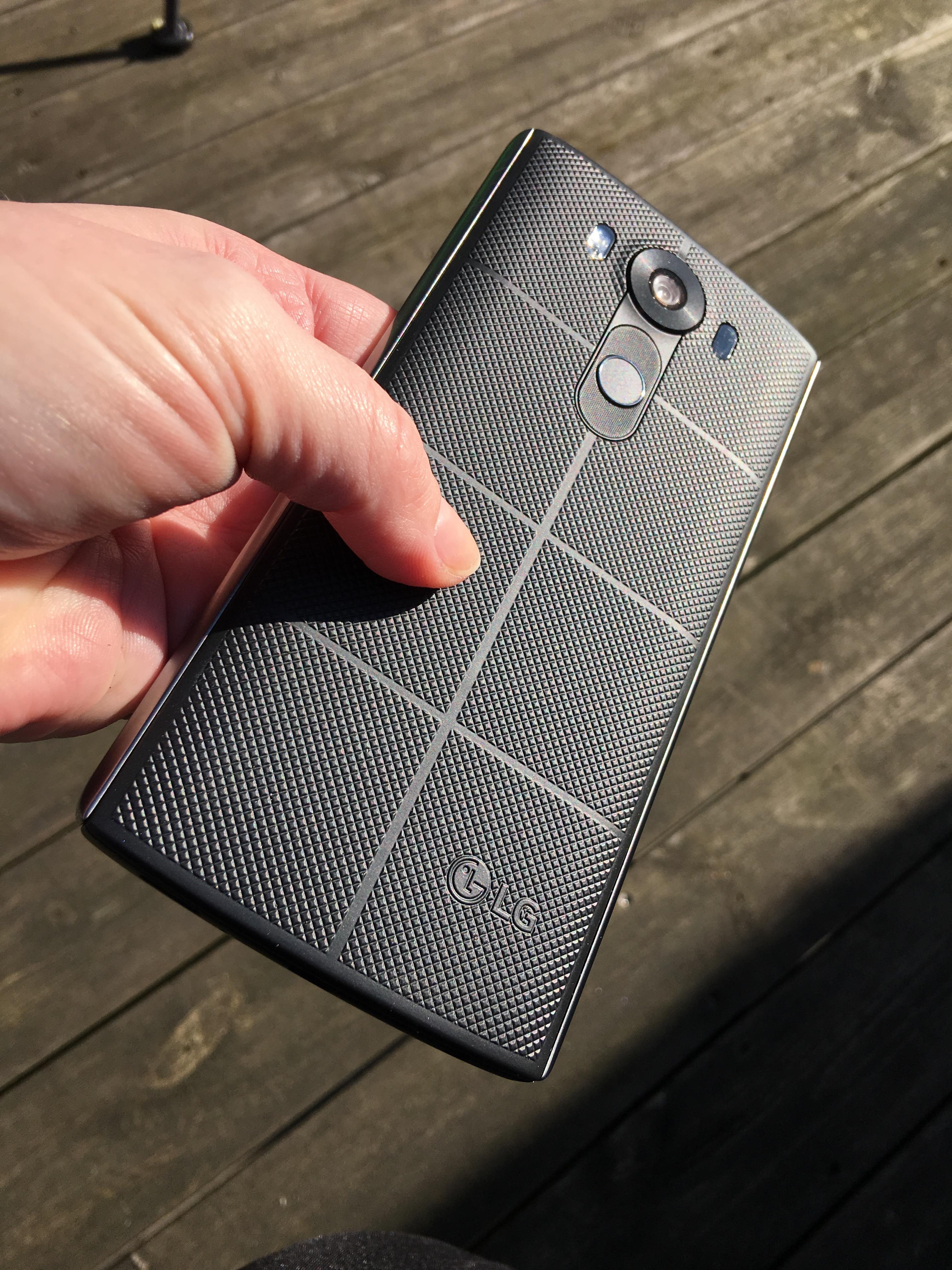 LG V10 – VROOOM