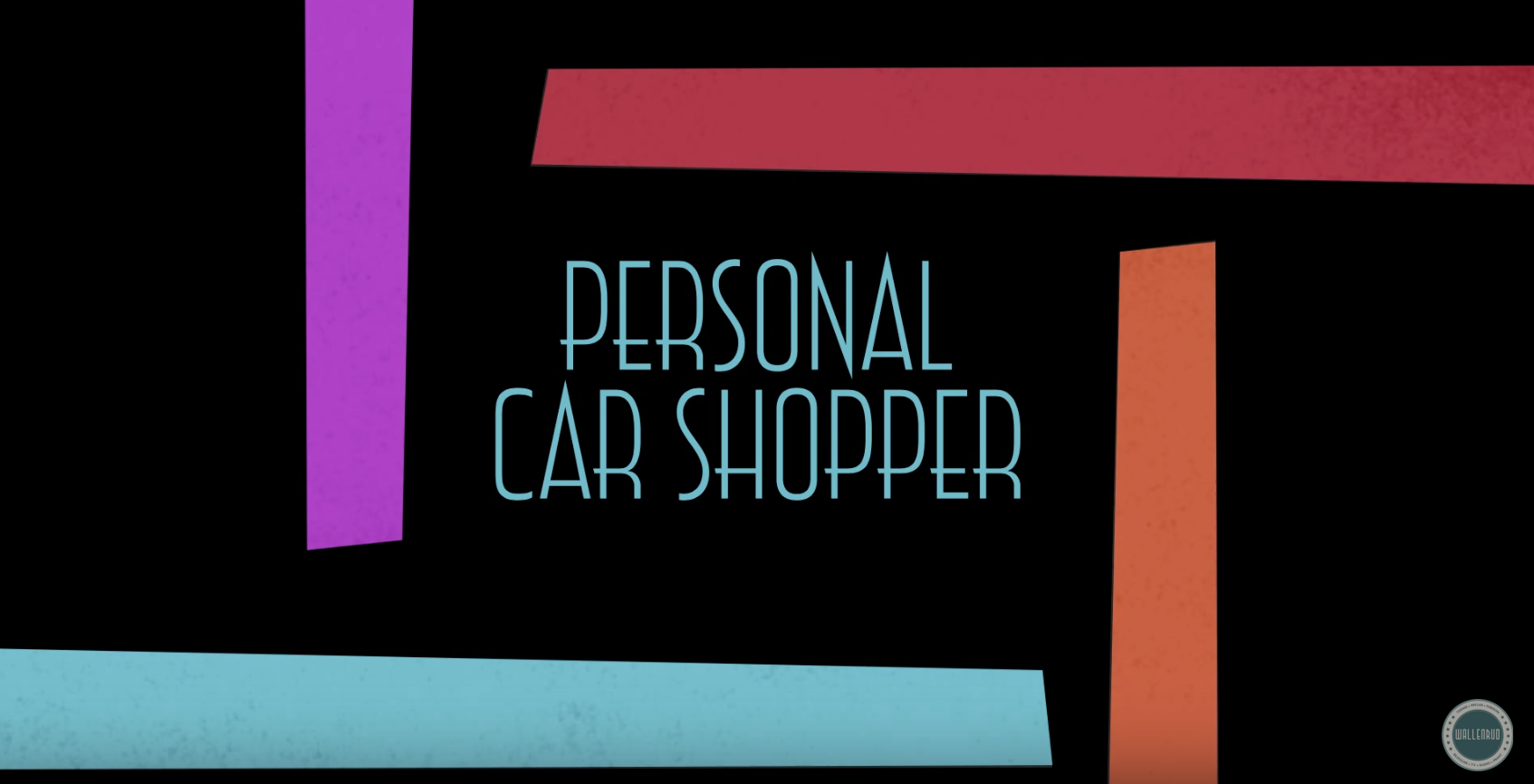 PERSONAL CAR SHOPPER – THE MOVIE