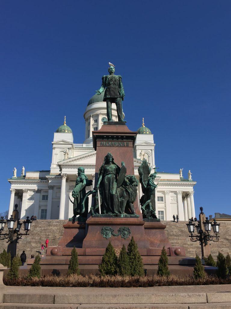 Helsingfors. Fotograf: Åsa Wallenrud