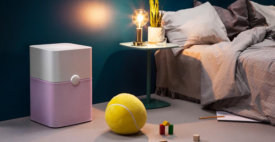 Blue_by_Blueair Bedroom