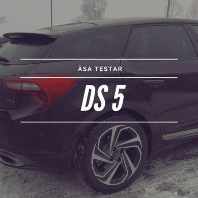 Wallenrud testar – DS5  🚗
