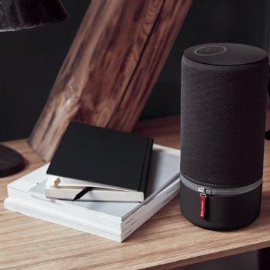 Libratone lanserar en svart nordisk version av sin ZIPP-högtalare