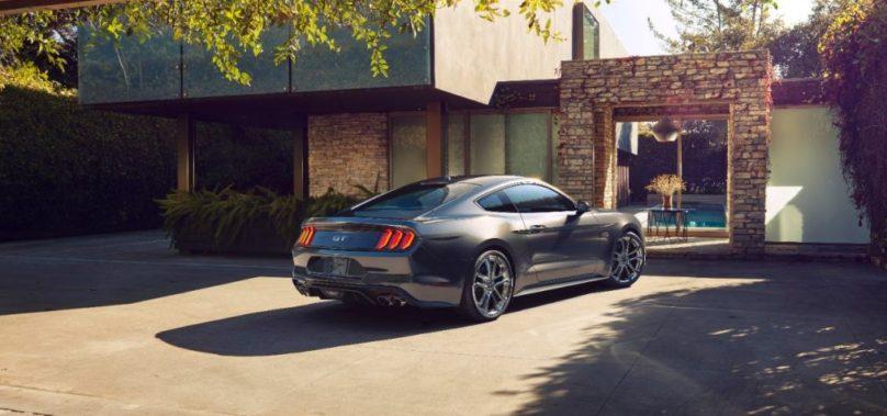 En titt på Ford Mustang 2018