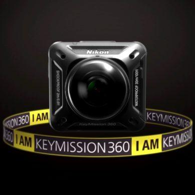En fest i 360 grader med Nikon