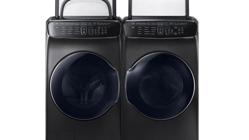 Samsung FlexWash + FlexDry Laundry System