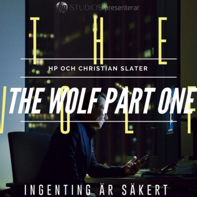 The Wolf del 1 – HP  Christian Slater