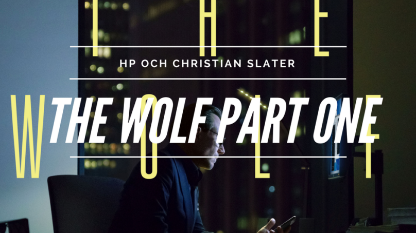 The Wolf del 1 – HP  Christian Slater