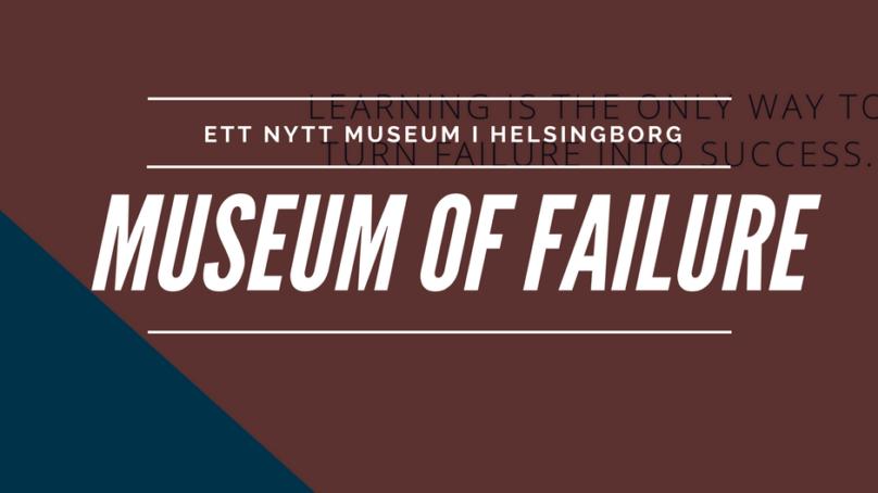 Museum för misslyckade prylar