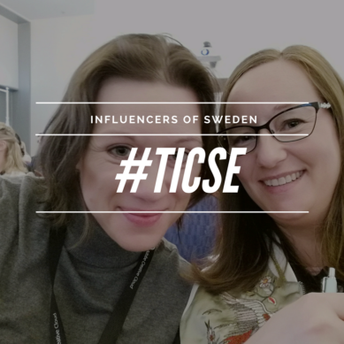 Influencers of Sweden konfererar #ticse
