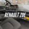 Skapa en berättelse med elbilen Renault Zoe