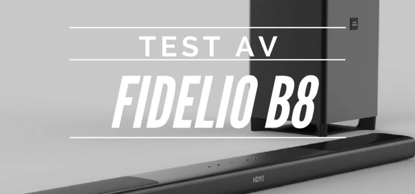 Wallenrud testar Philips Fidelio B8 med Dolby Atmos