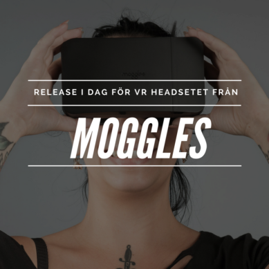 Svenska Moggles släpper sitt portabla VR headset