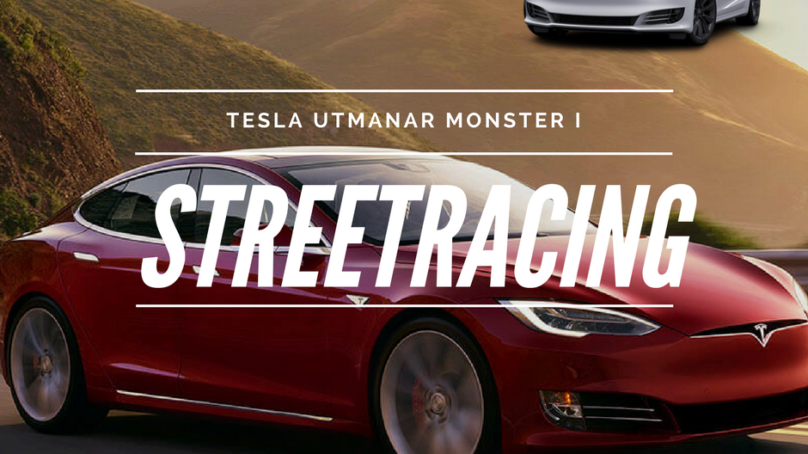 Tesla vs. monsterbilar – vem vinner?