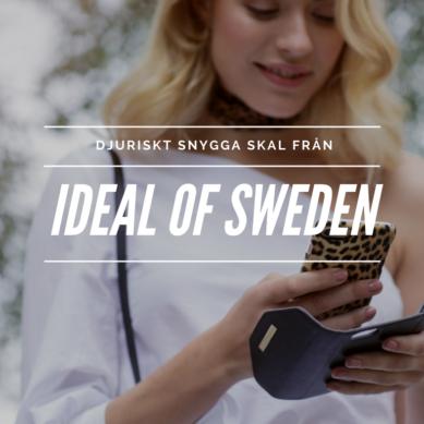 Djuriskt snygga skal från ideal of Sweden