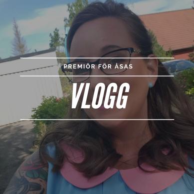 Premiär för min vlogg!!