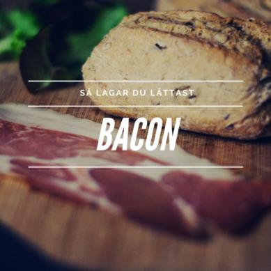 Två nya sätt att steka bacon på