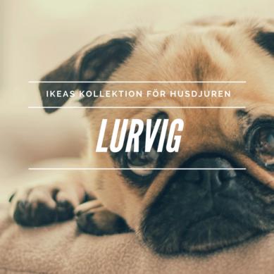 Djuren får en egen kollektion på IKEA