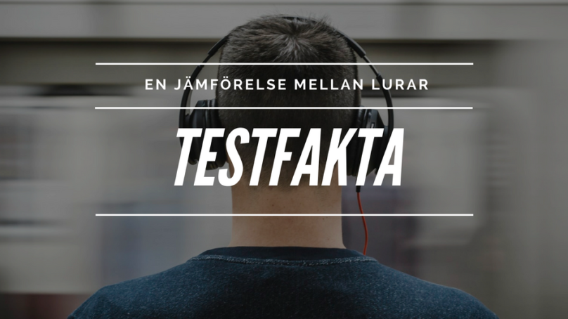 Testfakta har testat True wireless lurar