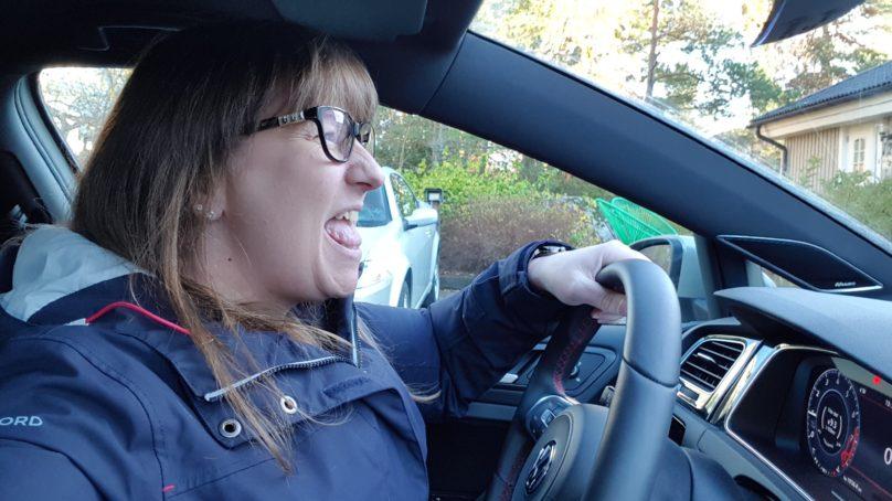 Köra bil i USA VS. Tyskland 😂