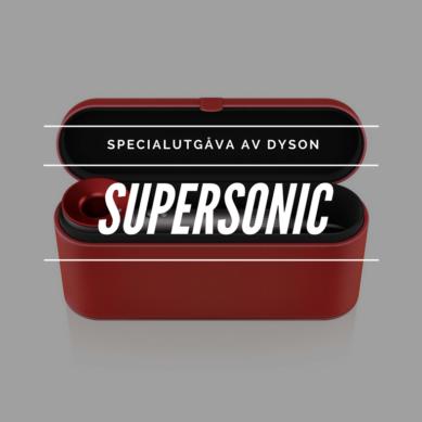 Ny specialutgåva av Dyson Supersonic-hårfönen