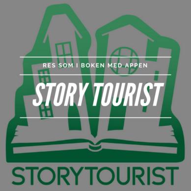 Turista som i din favoritbok med StoryTourist