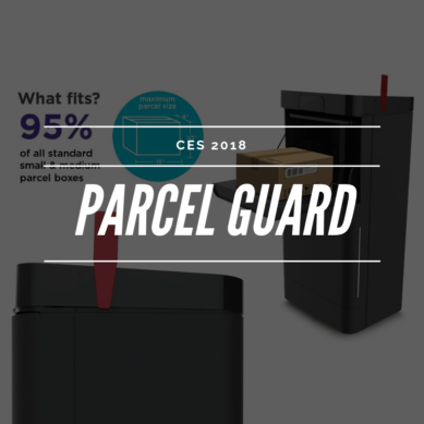 Danby Parcel Guard – smart brevlåda