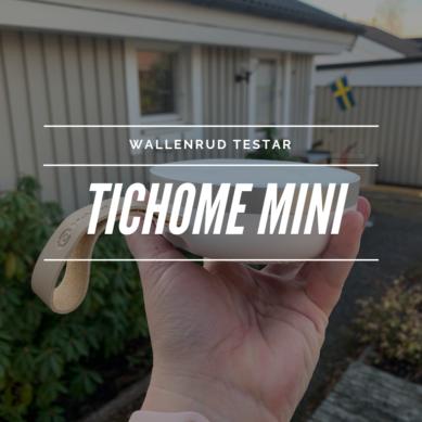 Wallenrud testar: Mobvoi TicHome Mini
